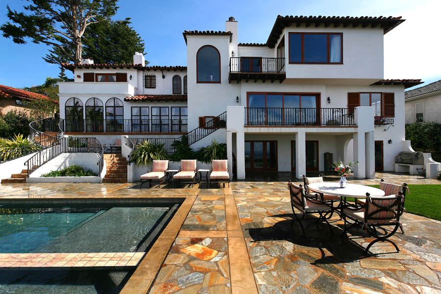 Important Historical Spanish Residence, Muirlands Drive, San Diego